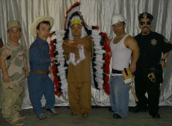 Little People Talent -Village People